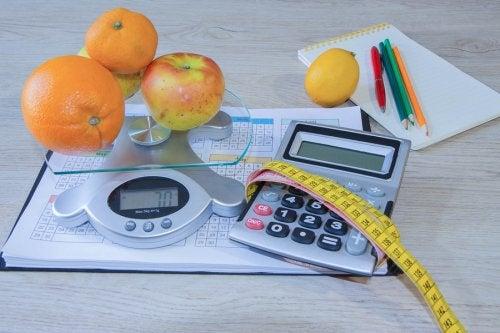 ¿Cómo actúan las frutas frente a la pérdida de peso?