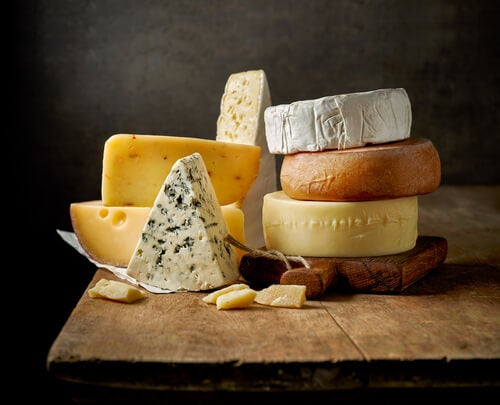 ¿Cuánto queso podemos comer al día?