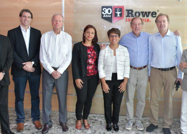Con grandes renovaciones e inauguraciones Laboratorios Rowe celebra 30 años