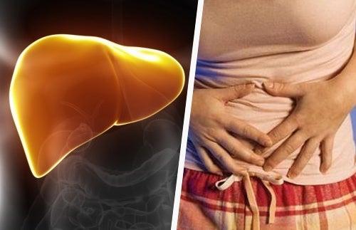 OJO: 18 señales que pueden indicar que tu hígado está mal