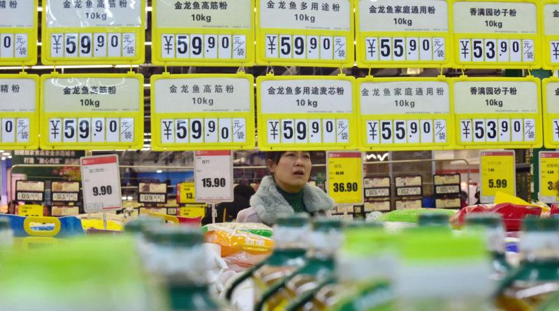 China reducirá un 50 % los aranceles de una serie de bienes importados desde EE.UU.