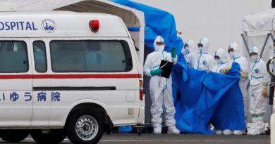 ATENCIÓN :El número de muertes por el coronavirus ya supera las del SARS y alcanza más de 800 víctimas