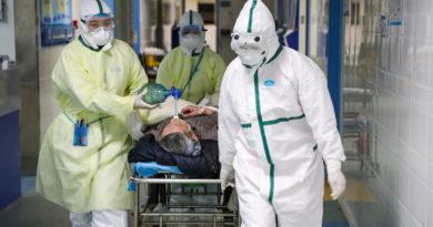 Asciende a 1.367 el número de muertos por el coronavirus en China