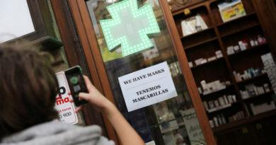 Confirman el primer caso de coronavirus en Madrid