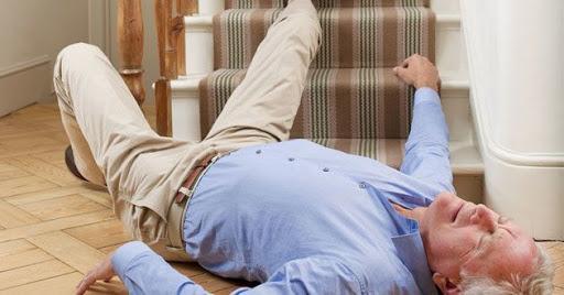 Caídas y fracturas son grave problema y 50% envejecientes se caerá