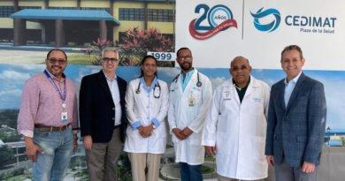 El sistema de Salud Ochsner realiza nueve trasplantes renales en República Dominicana