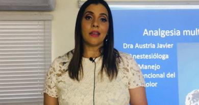 Especialista destaca beneficios de anestesia multimodal para manejo del dolor