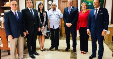 Gutiérrez Félix busca consensuar con sector modificación de Ley 146-02