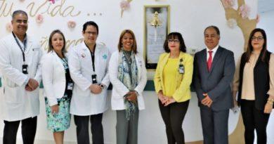 """Instituto instala cuatro """"Campanas de la Salud"""""""