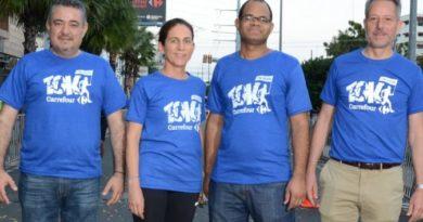 Hipermercados Carrefour realiza la Carrera 10K contra el cáncer infantil