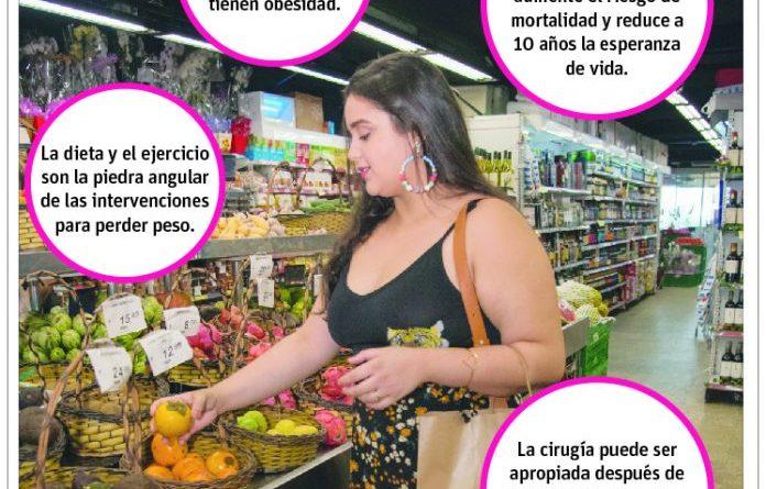 Abordaje del tema de la obesidad requiere más compromiso de países