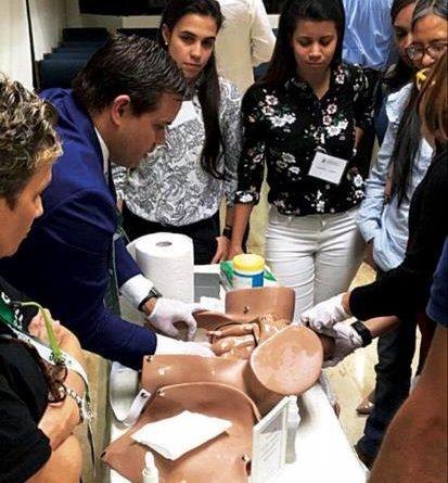 Sección dominicana: Buscan reducir cesárea entre nuevos obstetras