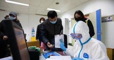Aumentan a más de 1,800 los muertos por coronavirus