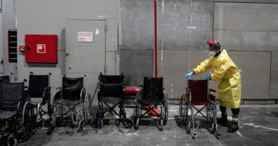 Asciende a 1.720 el total de muertes por covid-19 en España y los contagiados casi llegan a 29.000