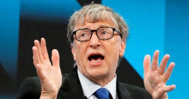 """Bill Gates insta a cerrar EE.UU. para vencer al covid-19 en vez de seguir trabajando e """"ignorar la pila de cadáveres en la esquina"""""""
