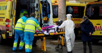 España registra un nuevo máximo de muertes por coronavirus en 24 horas: 849 fallecimientos y 9.222 contagios