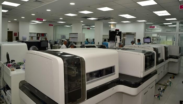 Amadita Laboratorio Clínico recibe autorización para prueba del COVID-19