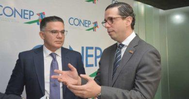 Sanar una Nación y CONEP informan aportan RD$263 millones combatir crisis sanitaria RD por el COVID-19