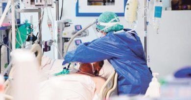 Tratamiento saca a cinco de cuidados intensivos