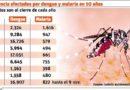 Dengue aumenta 242% mientras Covid-19 se lleva toda la atención