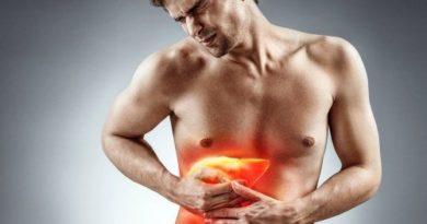 Primeros síntomas del angioma de hígado