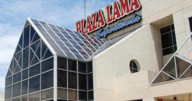 Plaza Lama dará mascarillas a sus clientes