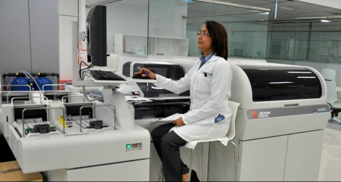 Referencia puede procesar hasta 300 pruebas diarias del COVID-19