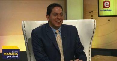 El médico Héctor Balcácer, infectado con coronavirus, da su versión sobre asistencia a programas