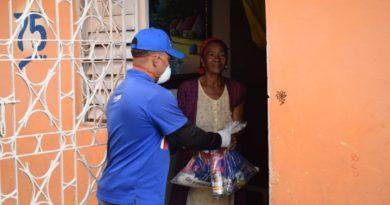 Plan Social garantiza alimentos a familias hasta que país supere emergencia por Coronavirus