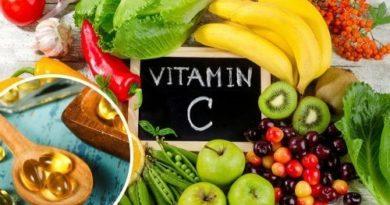 La vitamina C también ayuda a reducir el estrés