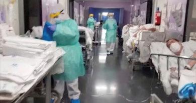 Nuevo máximo en España por el coronavirus: 950 fallecidos en 24 horas elevan la cifra total a más de 10.000 víctimas