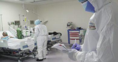 Unidad de cuidados intensivos, un campo de batalla por la vida