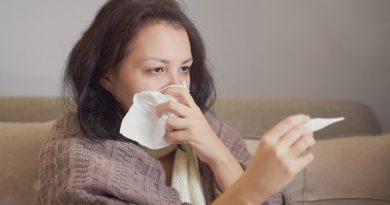 ¿Cómo diferenciar la alergia de la infección por coronavirus?
