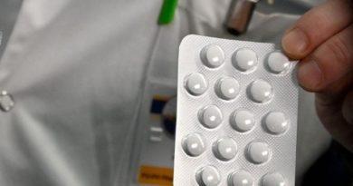 Dermatológico dona medicinas para Covid-19