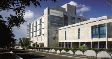 Hospiten informa su área de aislamiento para pacientes con coronavirus está llena