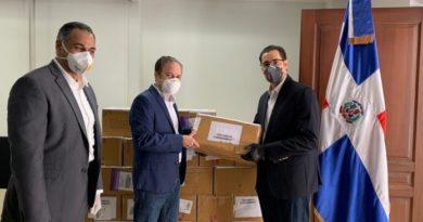 La India dona al país 200 mil tabletas de hidroxicloroquina para tratamiento contra Civid-19