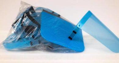Laboratorios de INTEC fabrican máscaras reutilizables para personal médico