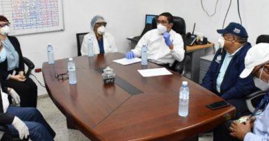 Salud Pública va armada de pruebas rápidas a implementar cerco sanitario en Puerto Plata