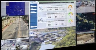 Centro de inteligencia sanitaria permitirá manejar información en tiempo real sobre el covid-19 en RD