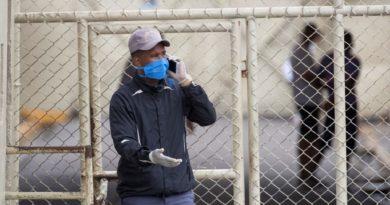 Realizan pruebas de coronavirus a más de 800 agentes penitenciarios