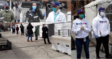 Abren primer laboratorio bilingüe para pruebas de COVID - 19 en el Alto Manhattan