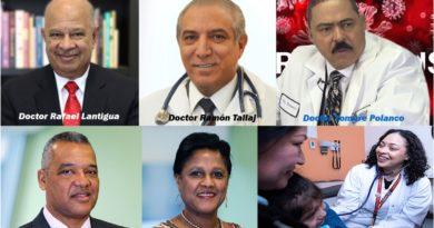 Héroes y heroínas dominicanos en la línea del frente batallando contra el coronavirus en Nueva York