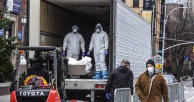 Nueva Jersey aporta más muertos por COVID - 19 que sus soldados caídos en tres guerras juntas