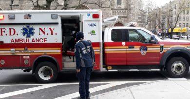 Paramédicos de Nueva York recibieron orden de dejar morir a víctimas de cardíacos en el pico de la pandemia