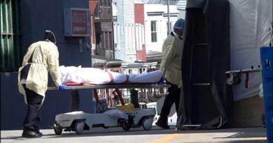 Proyección apunta dominicanos aportarían unos dos mil muertos por coronavirus en Nueva York
