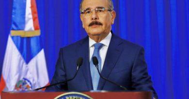 Danilo Medina detalla por qué se debe prorrogar estado de emergencia