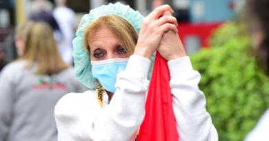 La OMS advierte a los países que se preparen para una segunda y tercera ola de contagios de coronavirus