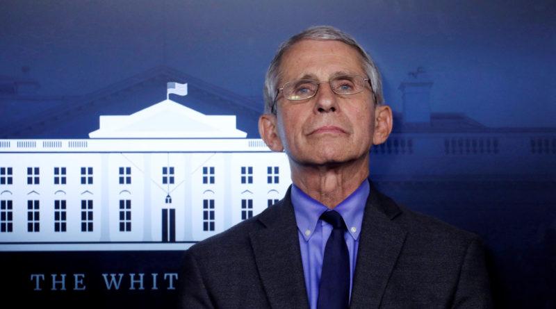 """Principal epidemiólogo de EE.UU., en """"cuarentena modificada"""" tras contacto """"de bajo riesgo"""" con un empleado de la Casa Blanca, positivo por covid-19"""