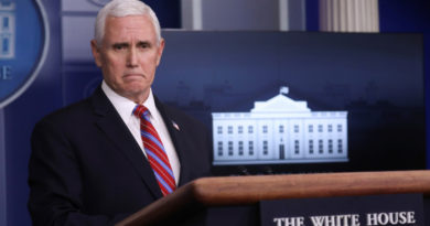 Oficina de Mike Pence niega que el vicepresidente de EE.UU. esté en cuarentena tras contacto con un empleado de la Casa Blanca con coronavirus
