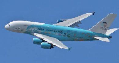 Avión más grande del mundo llega este sábado a RD con 45,000 kilogramos de material sanitario
